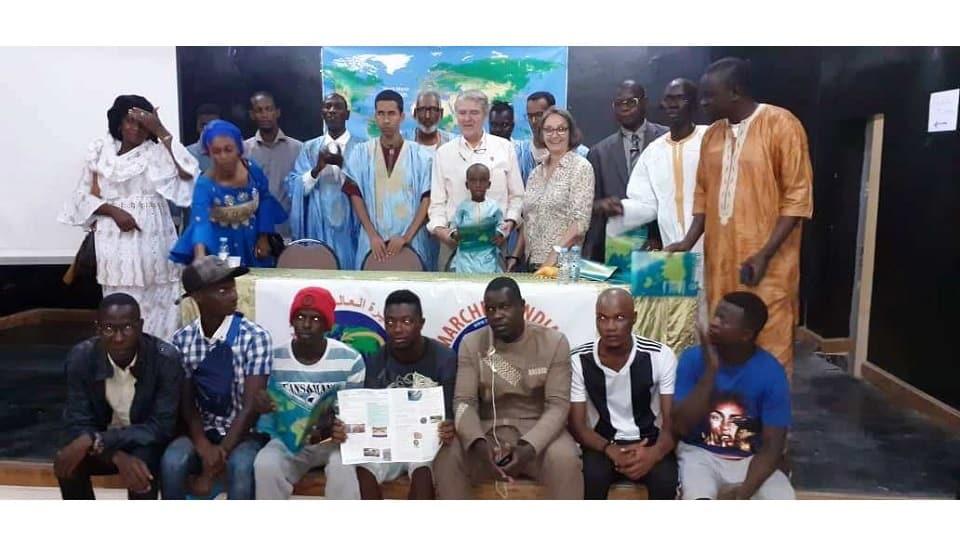 Нуакчот, 23 және 24-тің қазан айындағы әрекеттері