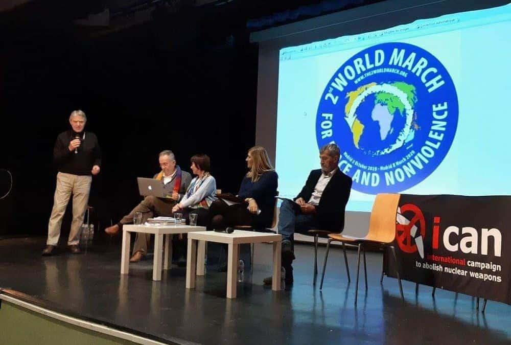 Segunda Marcha Mundial por la Paz pasará por Colombia