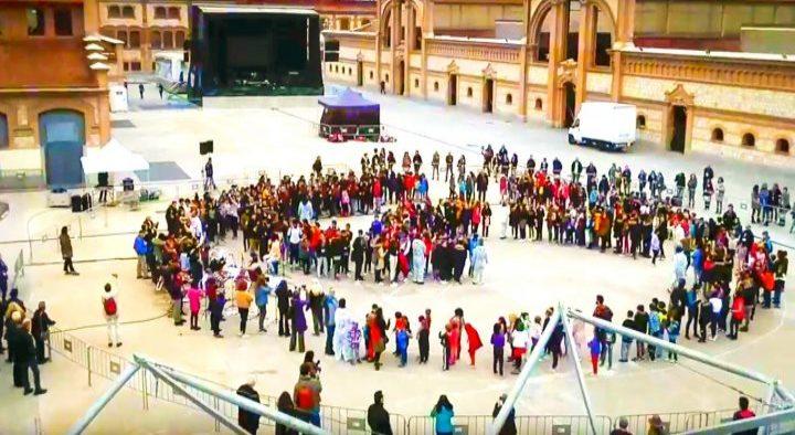 La 2ª Marcha Mundial por la Paz y La Noviolencia: ¡Qué la gente se inspire!