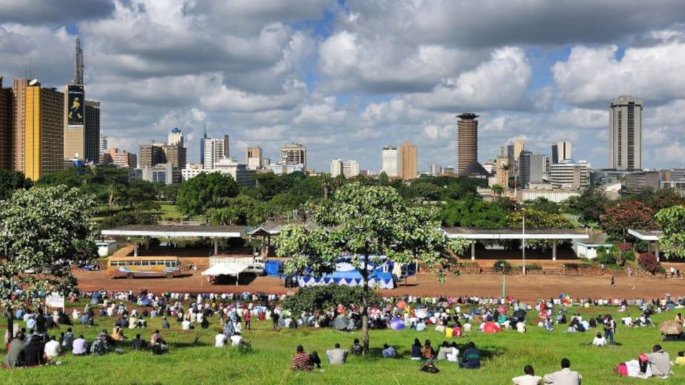Kenia Nairobi