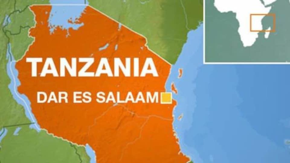 Tansania Dar Es Salaam