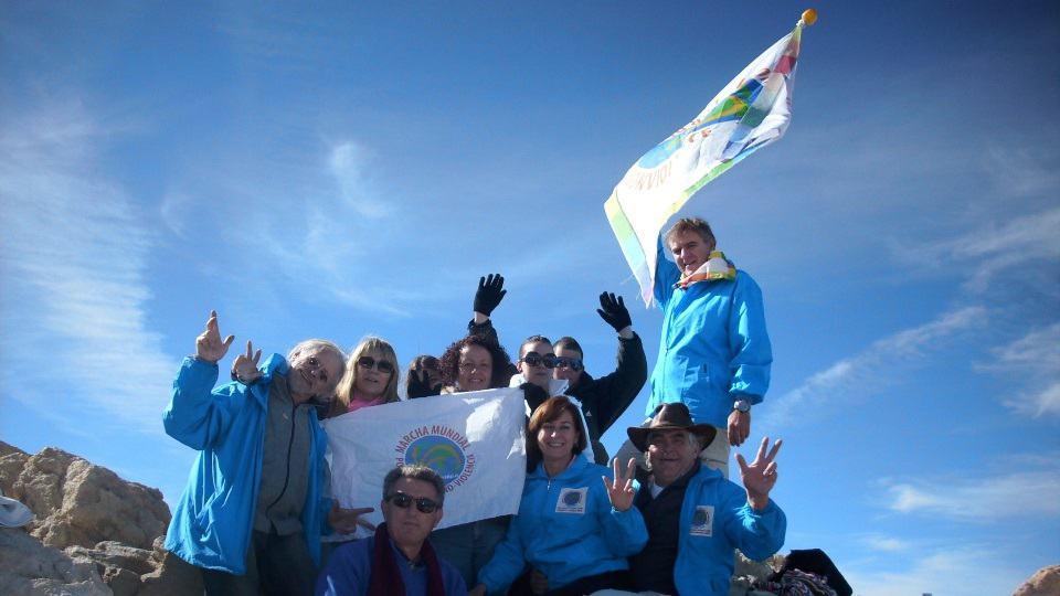 Aufstieg zum Gipfel des Teide in Santa Cruz de Tenerife