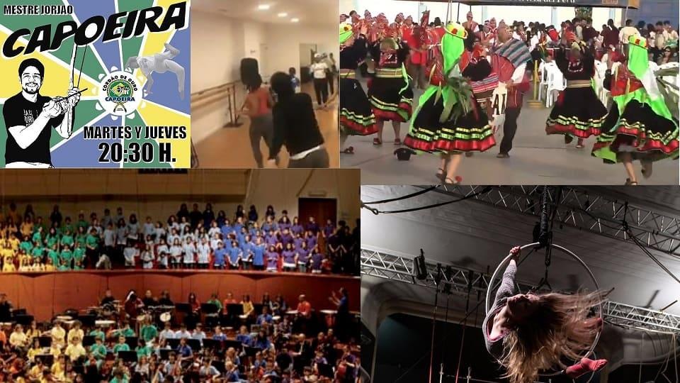 Festival músico-cultural en el espacio EVA