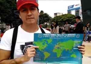 Adhesión del Músico costarricense David Muñoz