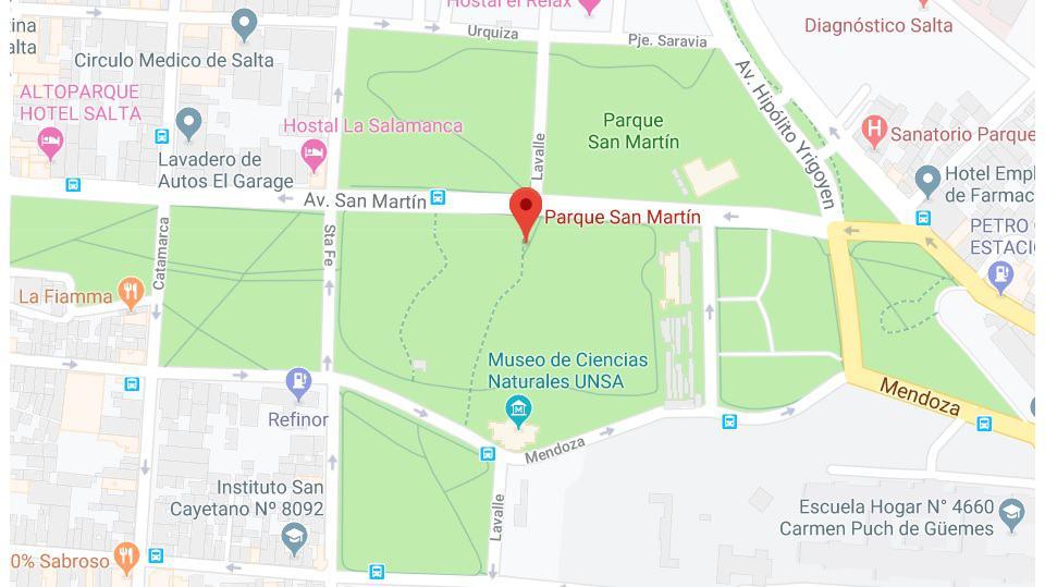 Kulturtreffen für Frieden und Gewaltfreiheit, Salta