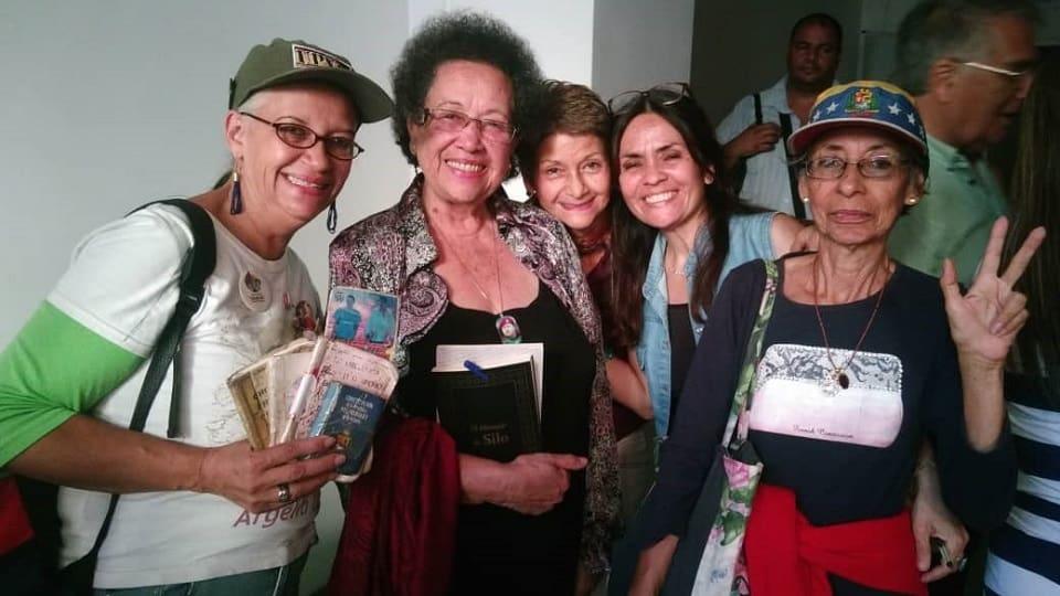 Cinefórum sobre violencia de género en Caracas