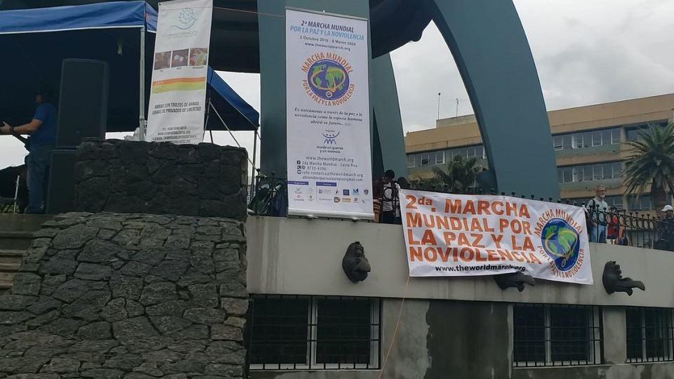 Costa Rica erklärt Frieden