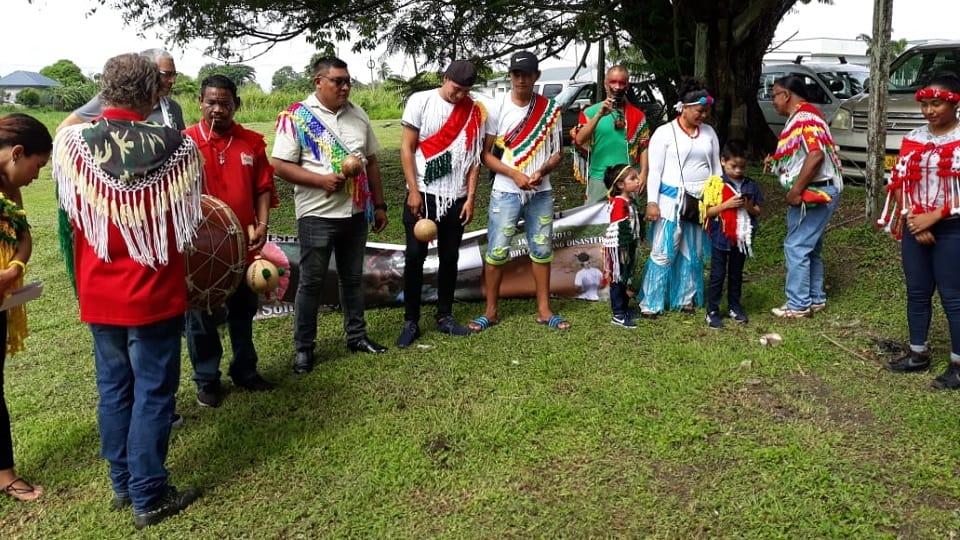Impulsando la Noviolencia Activa en Surinam