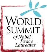 Summit a le Lalolagi mo Nobel Peace Rocks