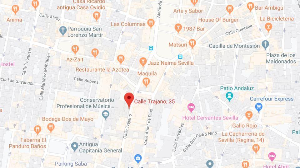 Vortrag - Präsentation des Weltweiten Marsches in Sevilla