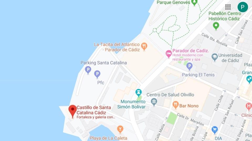 Partei für Gewaltlosigkeit, Cádiz