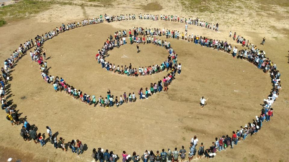 Brasil, múltiples iniciativas de No-violencia