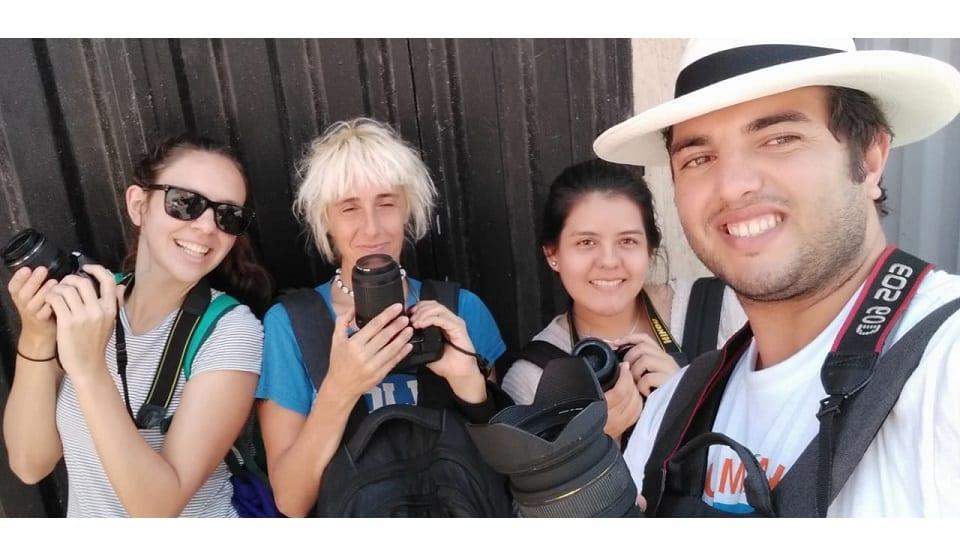 Paso a Paso, en el trayecto a Marruecos