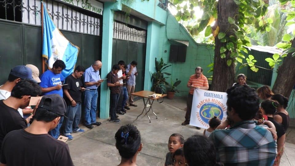 Guatamala: Ayutla, SF Retalhuleu agus Quetzaltenango