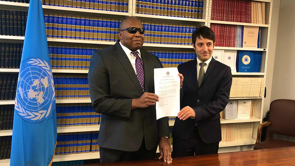 آنتیگوا و باربودا TPAN را تصویب كردند