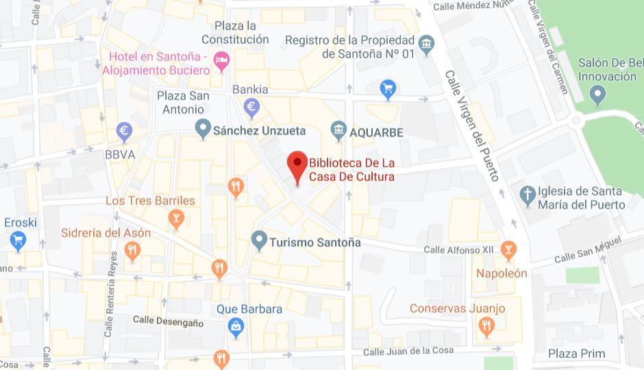 Präsentation der 2 World March in Santoña