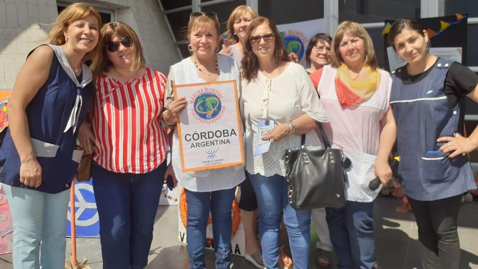 Córdoba: Skólar til friðar og ofbeldis
