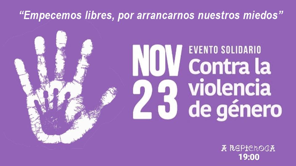 A Coruña contra la violencia de género