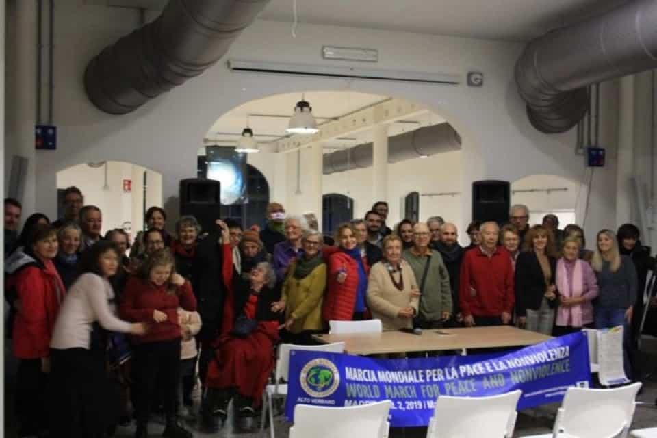 Foro de Paz y Noviolencia, Germignaga