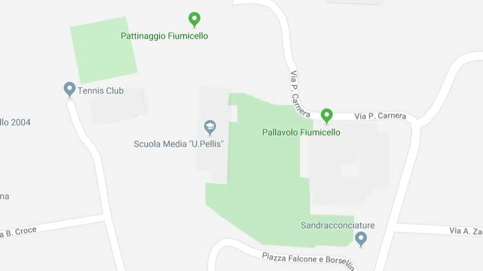 "Plantage des ""Baumes des Friedens"", Fiumicelo Villa Vicentina"