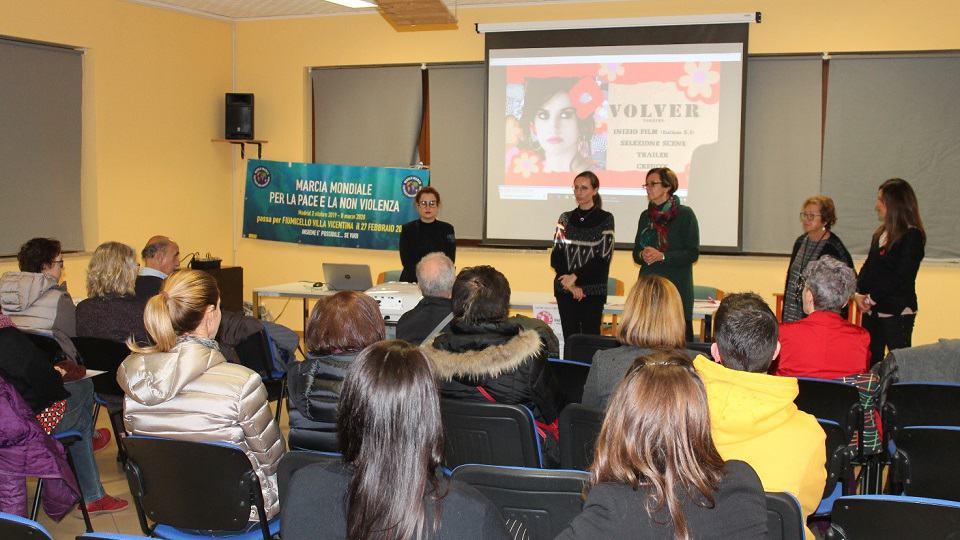 """Fiumicello: veladas de """"Voces de Mujeres"""""""
