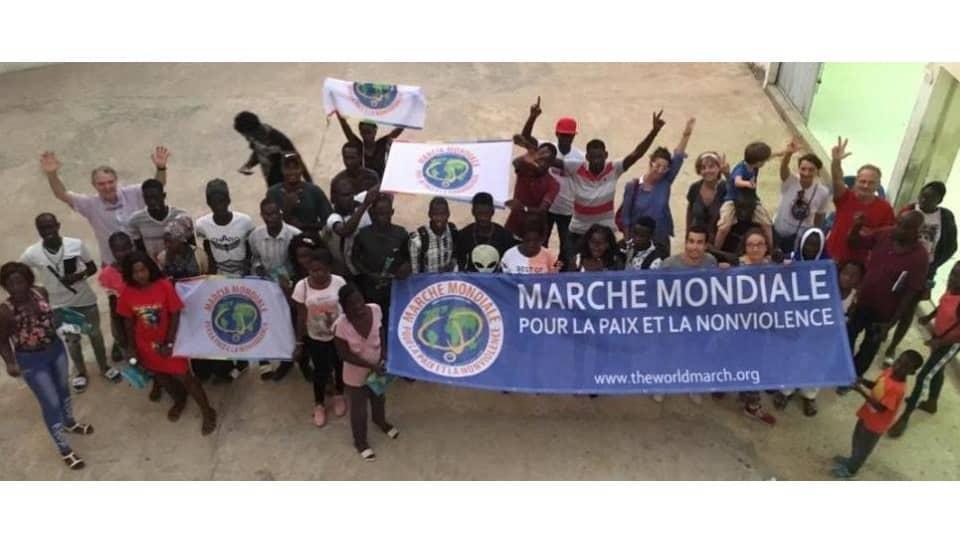 Saint Louis, entrada en Senegal