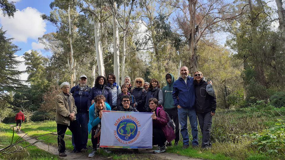 Caminatas y trekking de Yogarmonia en la Marcha