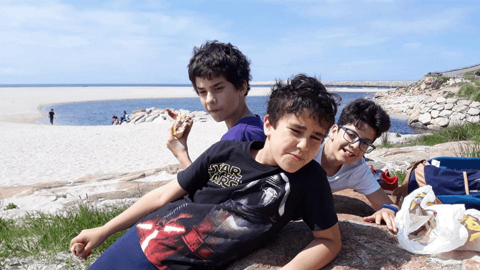 Ruta de Senderismo por la Paz y la Noviolencia
