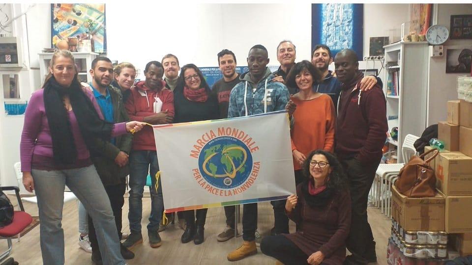 Workshop di arricchimento della nonviolenza a Roma