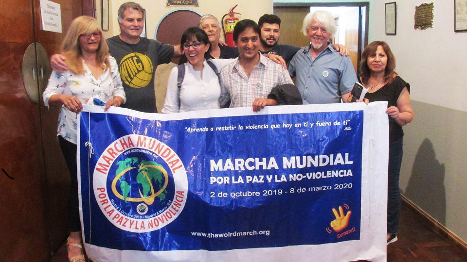 Marš zanimanja za Lomas de Zamora