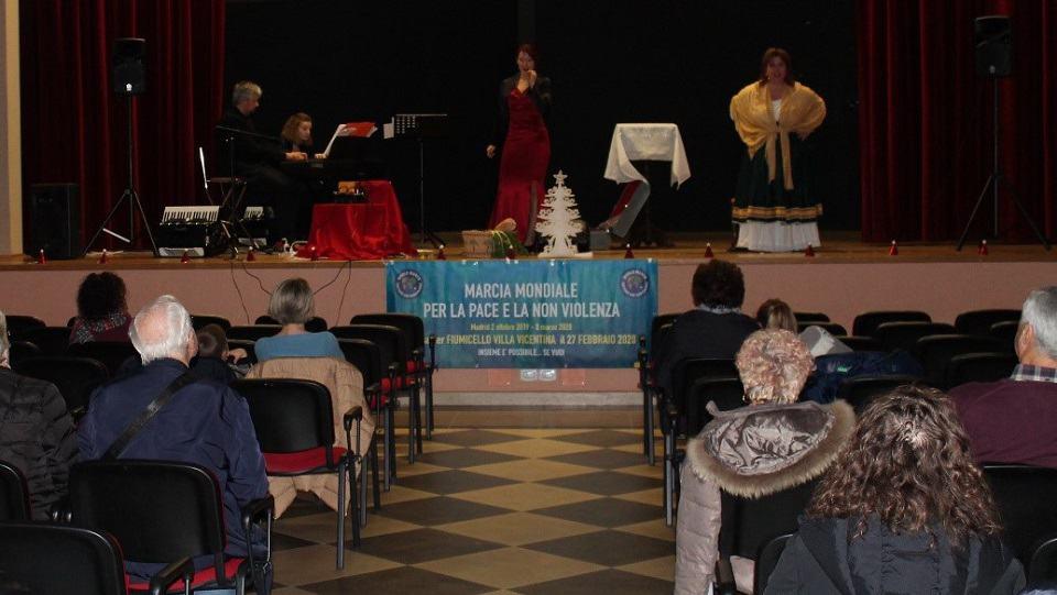"Muzikale show ""Magicabula"" in Fiumicello"