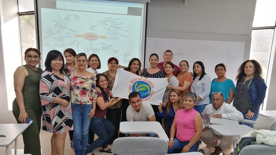 Registro delle attività in Ecuador