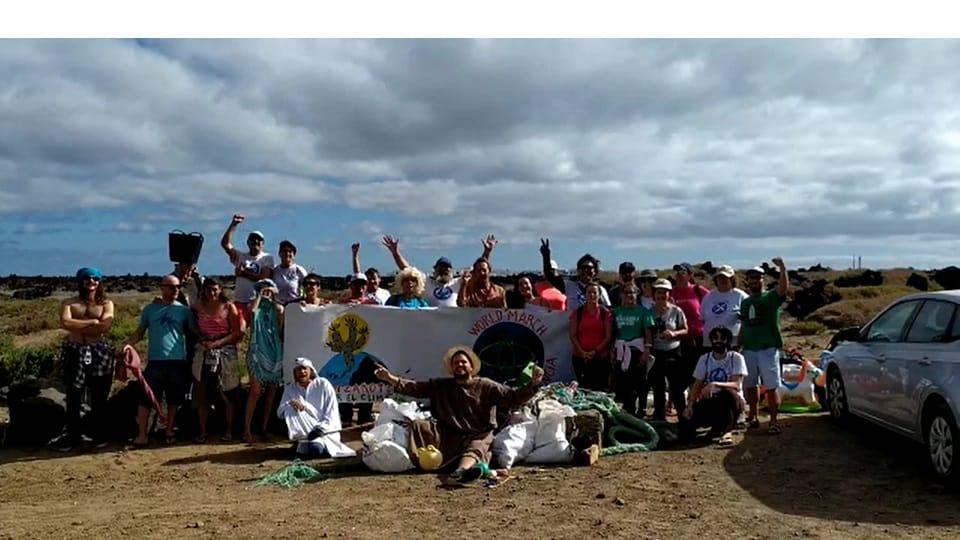 Obalno čišćenje i Svjetski marš