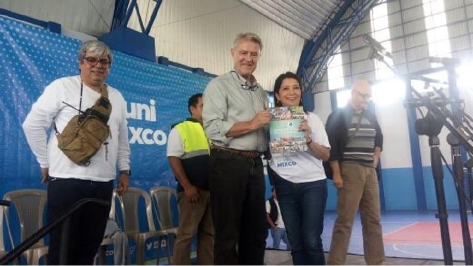 Caminata por la Paz en Mixco - Guatemala