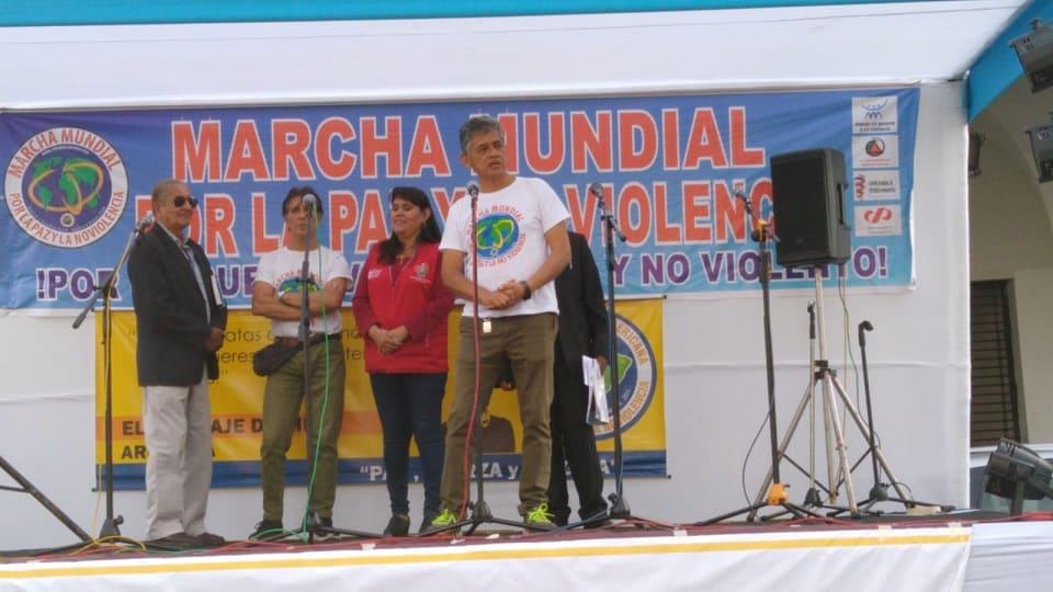 Festival seni budaya ing Arequipa
