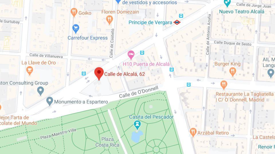 Mbyllja e Marsit të Dytë Botëror- Madrid (Casa Árabe) - 2 Mars 7