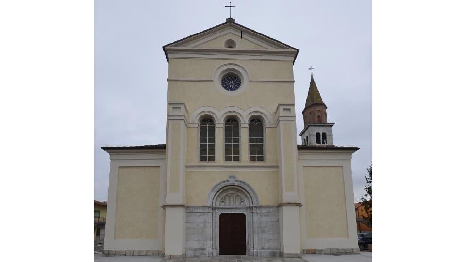 El Nacimiento en la iglesia de San Valentín