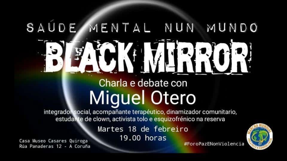 Salud Mental en un Mundo Black Mirror