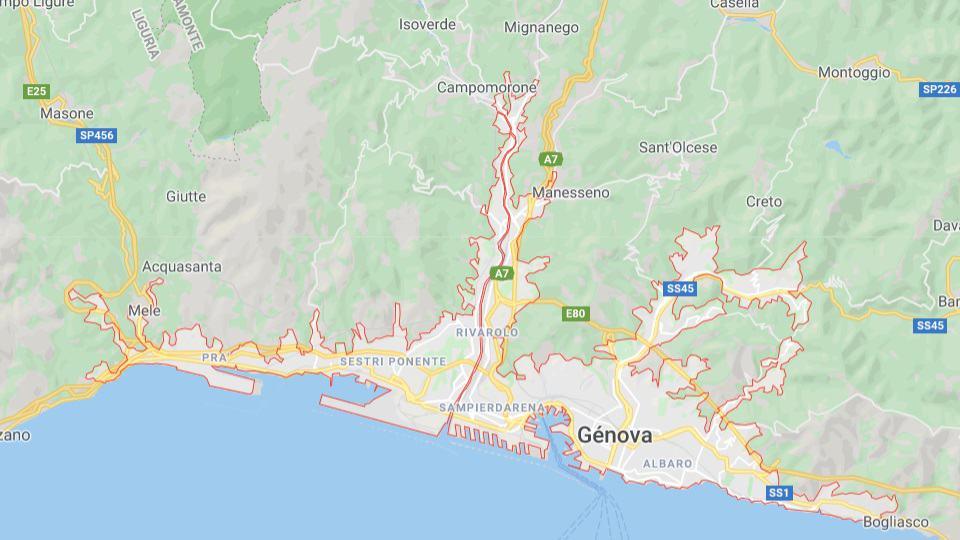 La Marcha Mundial llega a Génova