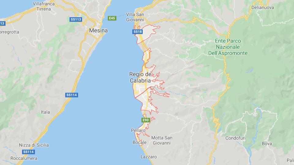 La Marcha Mundial llega a Reggio Calabria