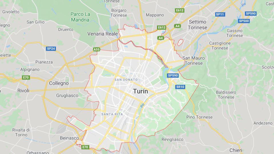 La Marcha Mundial llega a Turín