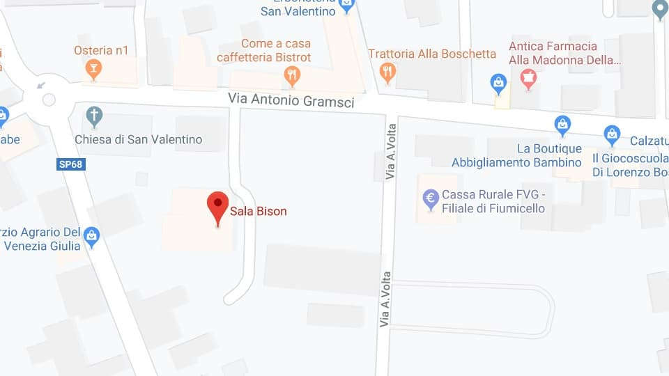 Cuidar el cerebro, Fiumicello Villa Vicentina