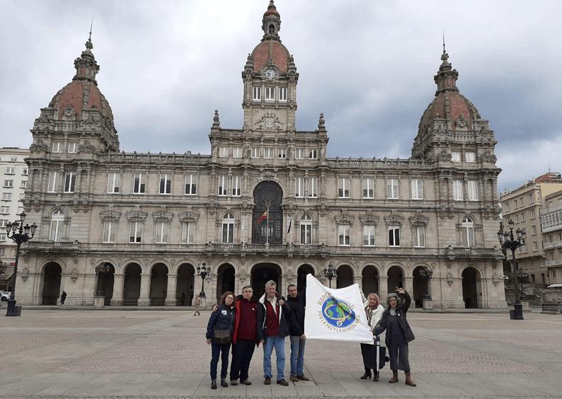 Pasukan Asas Antarabangsa di A Coruña