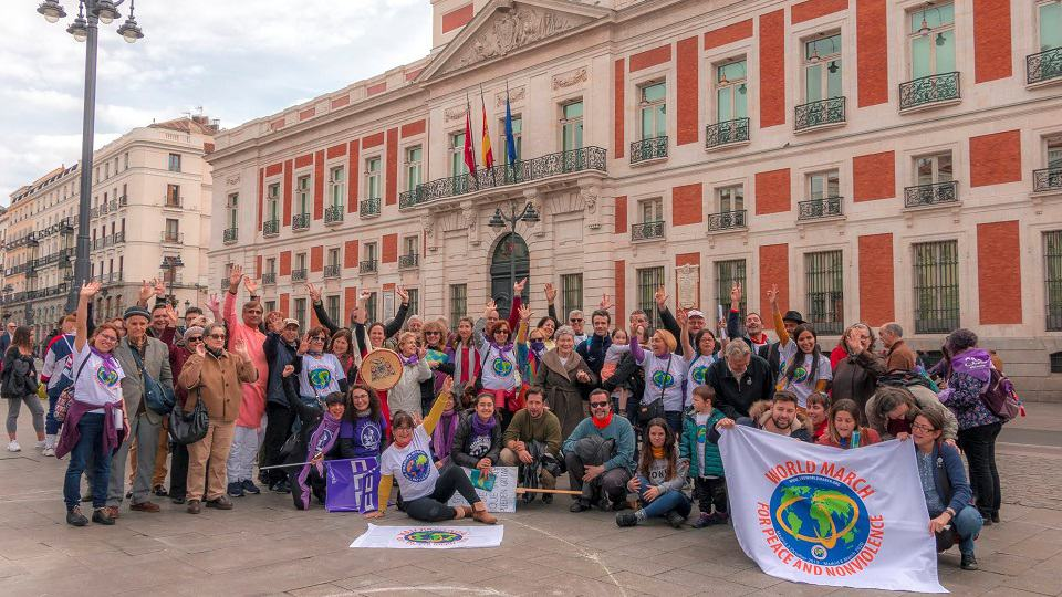 Machị 8: March ga-emechi na Madrid
