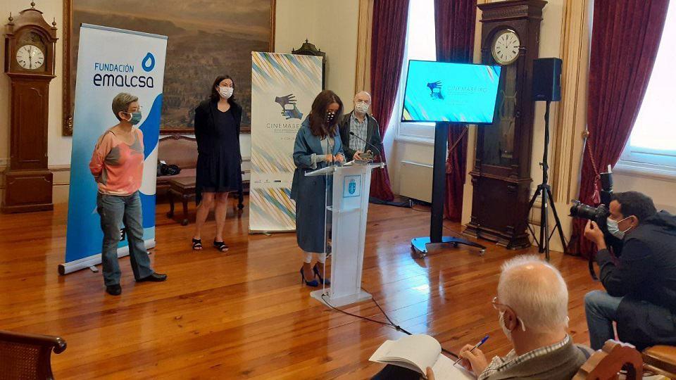 CINEMABEIRO resmi olarak A Coruña'da tanıtıldı
