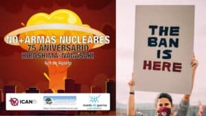 Towards a future without nuclear weapons