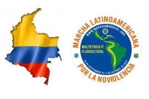 Akwụkwọ ozi na ịdị n'otu na ndị Colombia