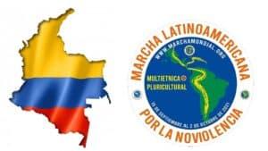 Szolidaritás a kolumbiai néppel