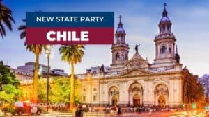 チリがTPANを批准