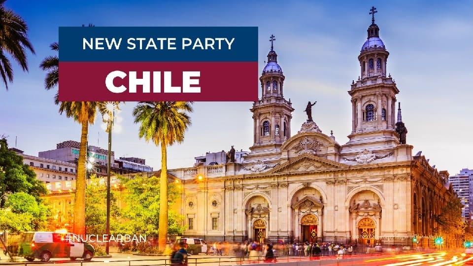 Chile ratifiziert das TPAN